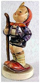 "M. I. Hummel Little Hiker #16 2/0- TMK2, 4 1/8"""