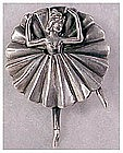 Margot de Taxco sterling ballerina eagle 16