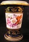 Coalport Porcelain Floral Spill Vase