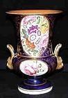 Coalport Porcelain Vase circa 1820