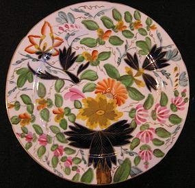 "Coalport Porcelain Dessert Plate in ""Bow"" Pattern with"
