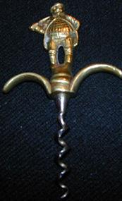 Corkscrew of Toby Belch