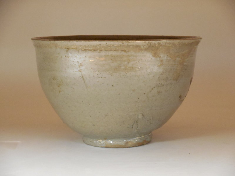 Korean Celadon Bowl, Joseon Dynasty