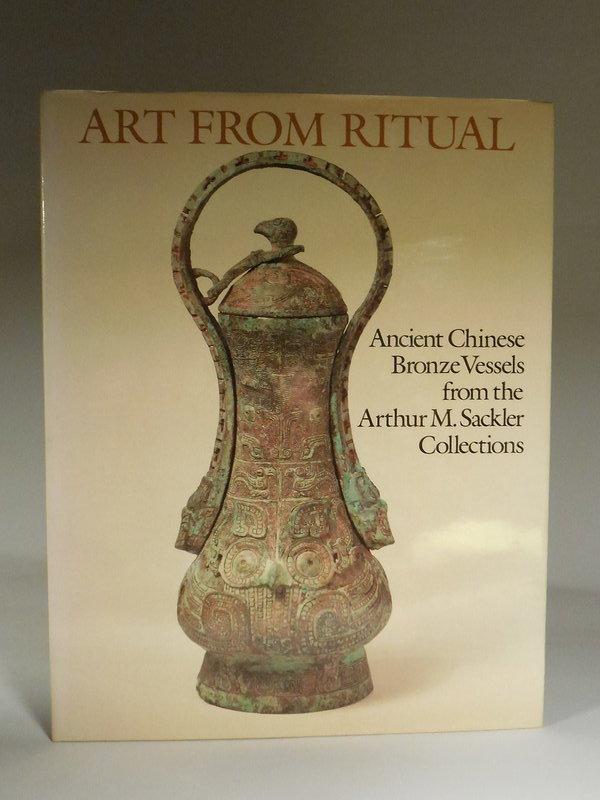 Art From Ritual, Ancient Bronze Vessels, Sackler, Ex Warren E. Burger