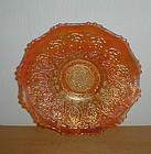 "PERSIAN MEDALLION 6"" Marigold Plate"