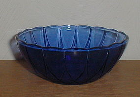 """Cobalt Newport 5 1/2"""" Cereal Bowls"""