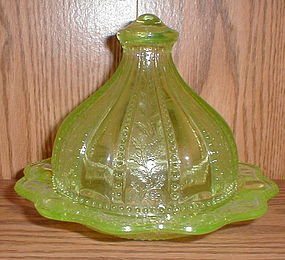 Vaseline HOLLY Butter Dish