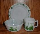 Robin Hood Mug, Plate & Bowl Set