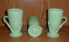 Jadeite BOTTOMS DOWN Mugs - Authentic
