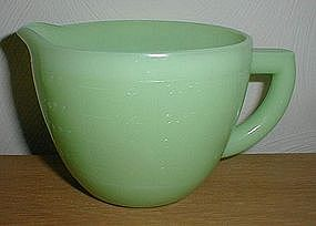 Jadeite McKee 2 Cup Measuring Pitcher