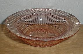 "Pink QUEEN MARY 6"" Cereal Bowls"