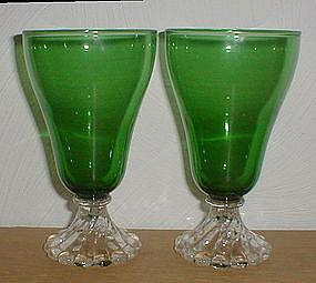 Forest Green Berwick - Inspiration 4 oz. Juice Stems