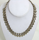 Robert Lee Morris Silver Necklace