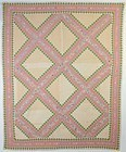 Irish Chain Quilt: Circa 1930; Kentucky
