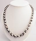 William Spratling Silver Beads
