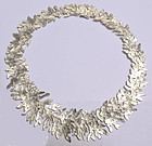 Sterling Silver Necklace by Eduardo Herrera