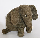 Mennonite Stuffed Animal Toy: Circa 1930; Pennsylvania