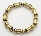 Barry Kieselstein Cord Gold Links Bracelet