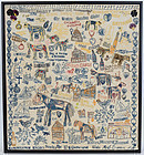 American Needlework Graffiti: Dated 1902