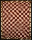 Robbing Peter to Pay Paul Quilt; Ca. 1850; Pennsylvania
