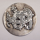William Spratling Sterling Brooch