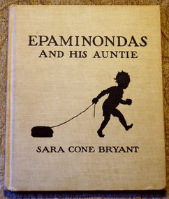 1938 Epaminondas And His Auntie Black Memorabilia Sambo