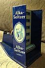 Unique C1940 Pharmacy Alka-Seltzer Medicine Display