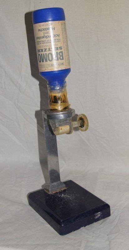 1930 Pharmacy Drug Store Bromo Seltzer Dispenser