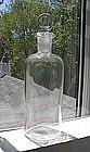 C1900 Wright's Patent Apothecary Pharmacy Bottle