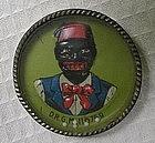 1920 Blackamoor Black Memorabilia Dexterity Puzzle Game