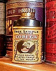 Wilson's COREGA Dental Tooth Powder Tin w/Fancy Litho