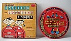 Mint in Box 1950s Plastic School ABC + Number Board