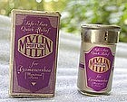 1940s Female Drug Store Pharmacy Medicine MYLIN