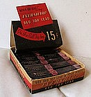 1930 EVERSHARPE RedTop School Pencil-Lead Display