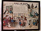 1902 Outcault 'Pore Lil Mose' Comic TREATS HIS FRIENDS