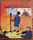 RARE 1942 Black Memorabilia Book TURKY TROTT