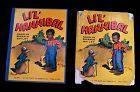 Scarce 1938 Black Memorabilia Book LIL HANNIBAL