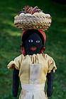 1950s Black Memorabilia Bermuda Islander Mammy Doll
