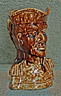 Rare Bennington Pottery �General Stark� Toby Pitcher