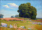 Landscape by George W. Picknell (American, 1864- 1943)