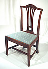 Antique Federal Southern Sidechair