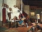 Frans Gons (Belgian, 1834-1904)
