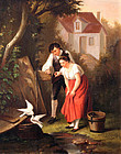 19th Century European Genre Scene