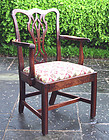 George III Chippendale Chairs