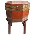 Fine 18th Century  Octagonal Cellarette or Wine Cooler