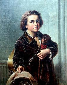 August Carl Vilhelm Thomsen (Danish,born 1813)