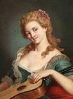 Manner of Jean-Baptiste Greuze (French 1725-1805)