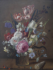 Early Dutch Floral Still Life