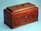 Fine 18th Century English Tea Chest