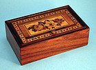 Tunbridge Ware Trinket Box